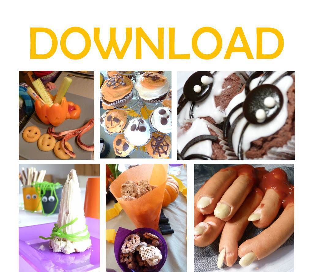 Rezepte Halloween (Download)