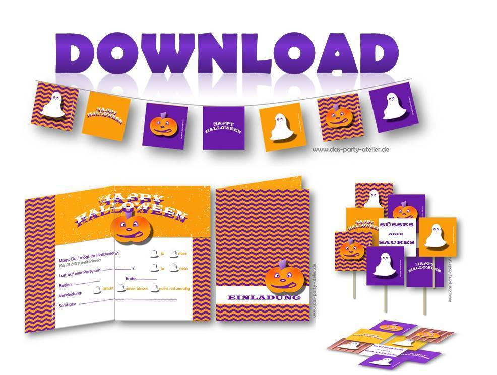 Printables Halloween (Download)